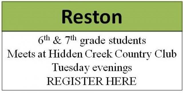 Reston registration